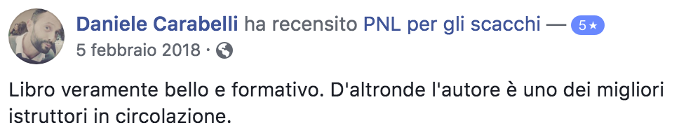 Daniele C. recensione