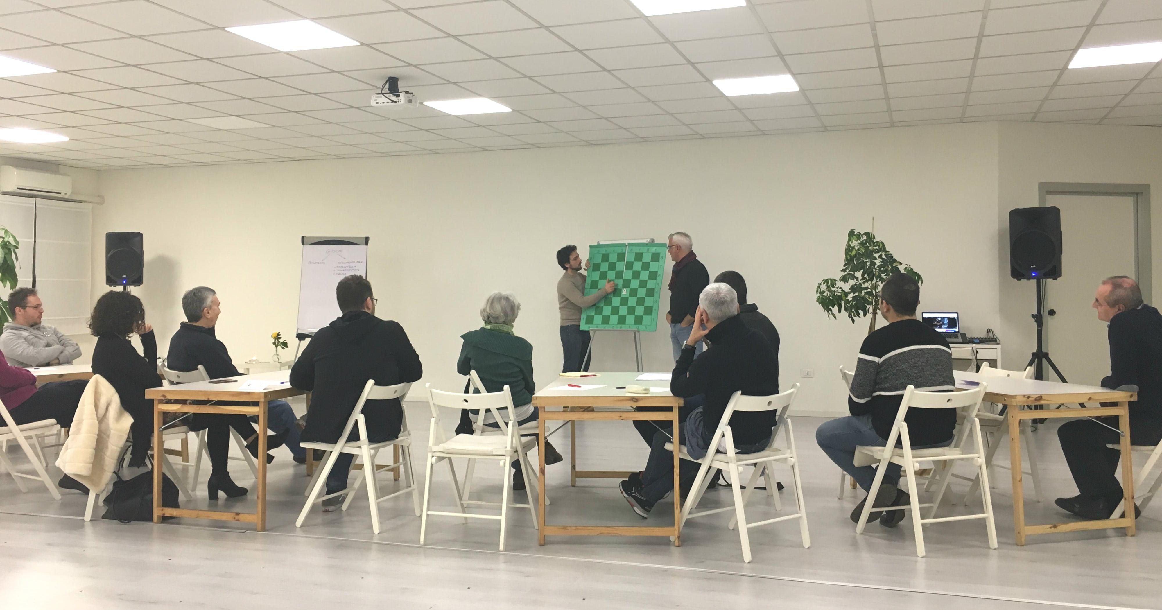 PDS workshop scacchi