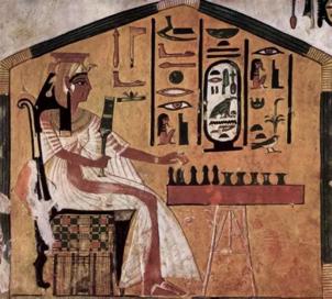 """Senet, """"il gioco dei Faraoni"""""""