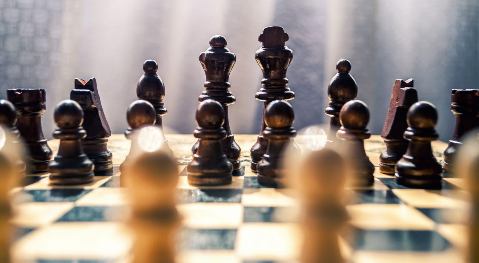 scacchi posizione di partenza