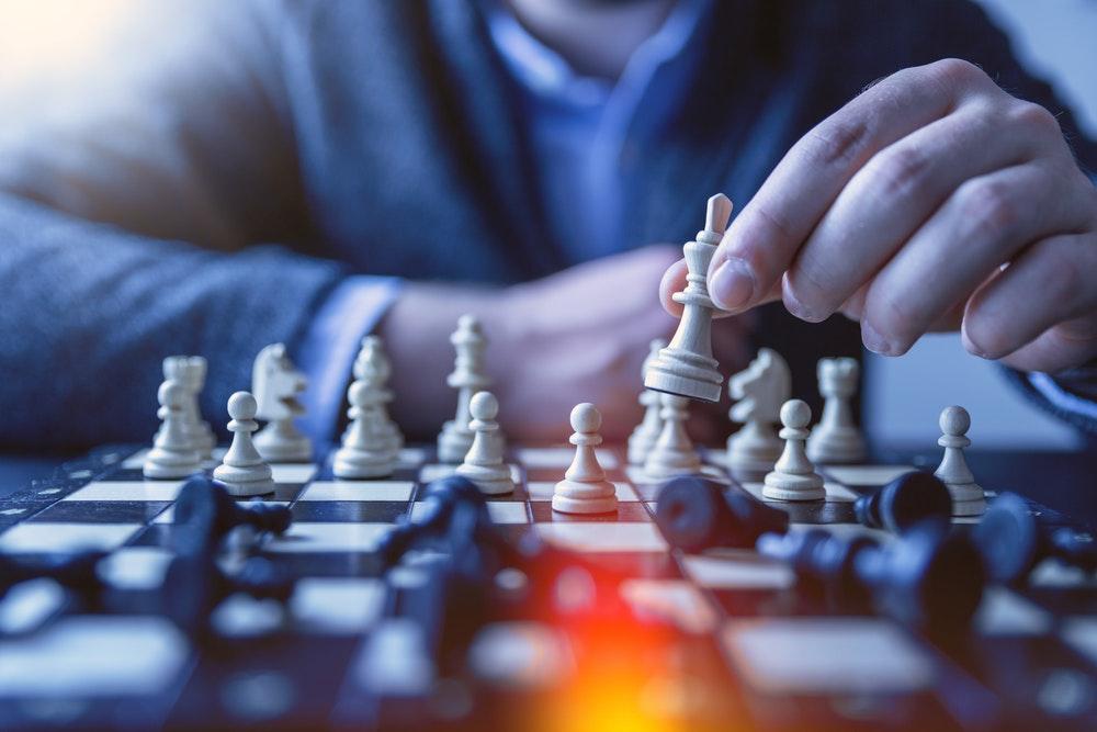 palestra degli scacchi